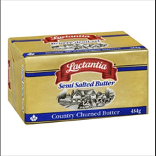 Lactania Butter Semi Salted