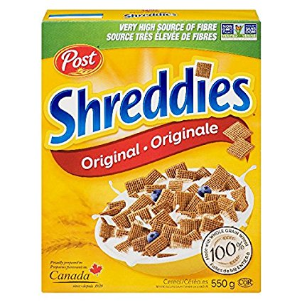 Post Shreddies Original Cereal Jumbo
