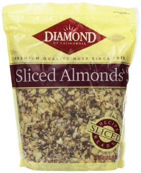 Sliced Almonds Box