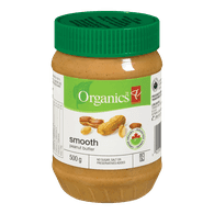 Organic PC Smooth Peanut Butter