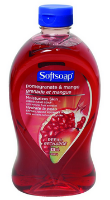 Hand Soap SoftSoap Pomegranate and Mango