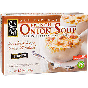Les Plat du Chef French Onion Soup