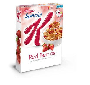 Special K Red Berry Cereal