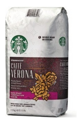 Starbucks Coffee Verona Pack