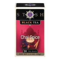 Red Black Chai Tea Stash