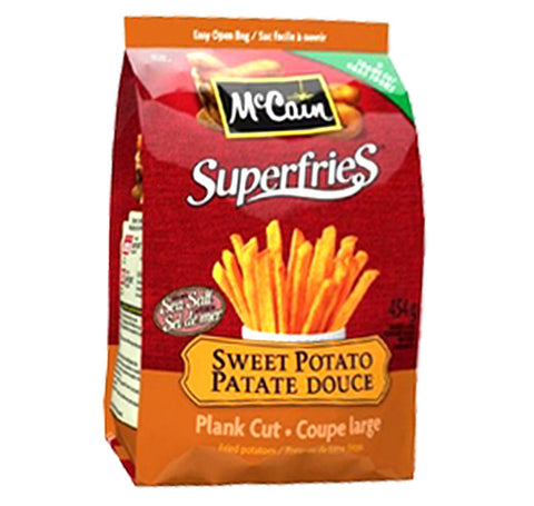 Frozen Super Fries