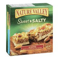 Nature Valley Bars Almond