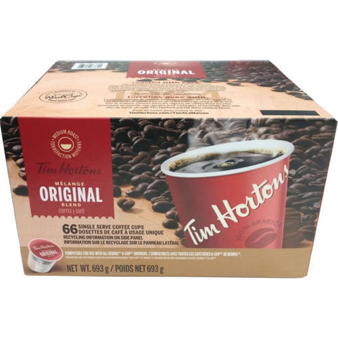 Tim Hortons Original Box
