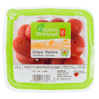 Organic Grape Tomatoes Pack