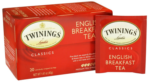 Twinings English Breakfast Tea