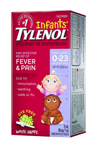 Tylenol for Infants