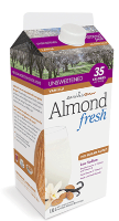 UNSWEETENED Earth's Own Almond Milk