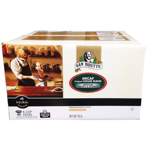 Coffee Van Houtte Decaf Original House Blend