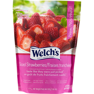 Welch's Strawberries