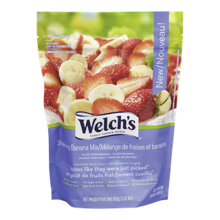 Welch's Strawberry and Banana