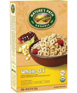 Nature's Path Cereal Whole O's Gluten Free