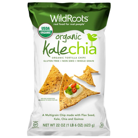 WildRoots KaleChia Chips