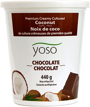 Yoso Coconut Yogurt Chocolate