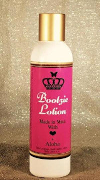 Body Lotion - Original Vanilla by Bootzie 6 oz Lux Size