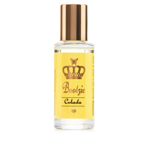 Perfume Oil - Pina Colada, Vanilla and Musk by Bootzie - 1 oz Refill