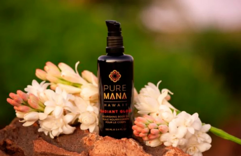 Pure Mana Eco Lux Nourishing Body Oil