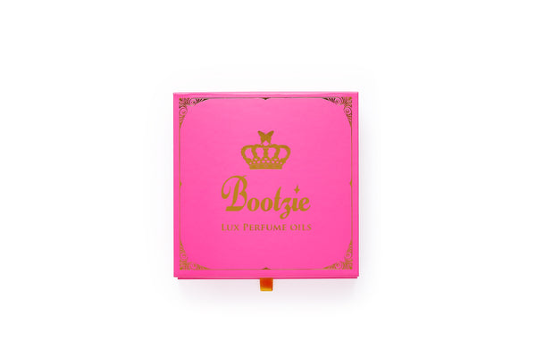 "Perfume Oil - Luxury Tropical Discovery Set ""Spicy"" by Bootzie"