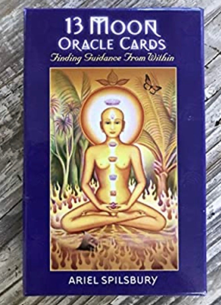 Oracle cards- 13 Moon Oracle Cards