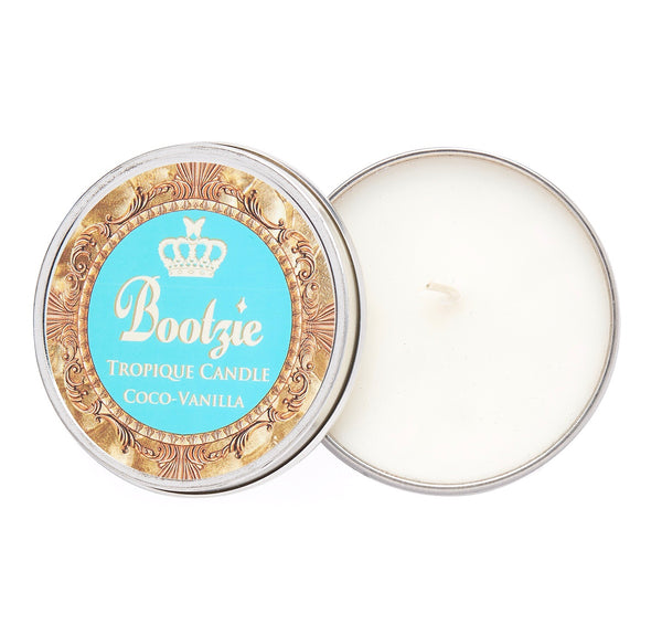 Tropique- vanilla/coconut Candle