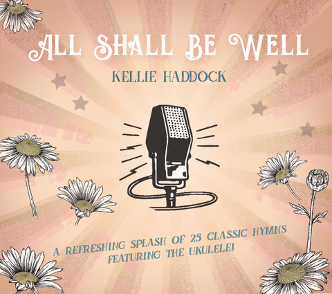 All Shall Be Well 2 Disc Set - Now Available!