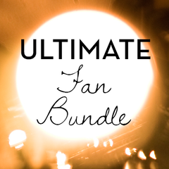 Ultimate Fan Bundle (All albums, coffee mug + poster)