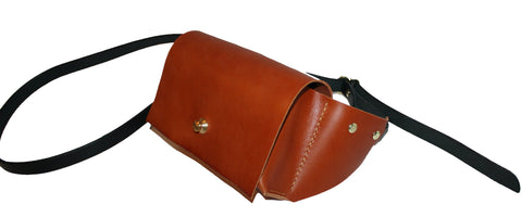 utility bag chestnut