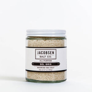 French Sel Gris Sourced Salt