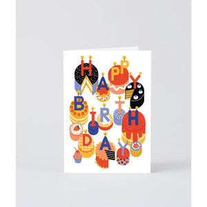Cake Time - card