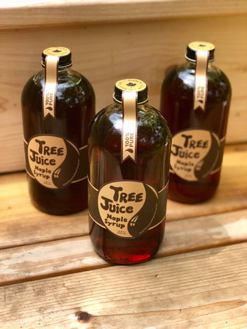 Pure Tree Juice Maple Syrup - 16 oz