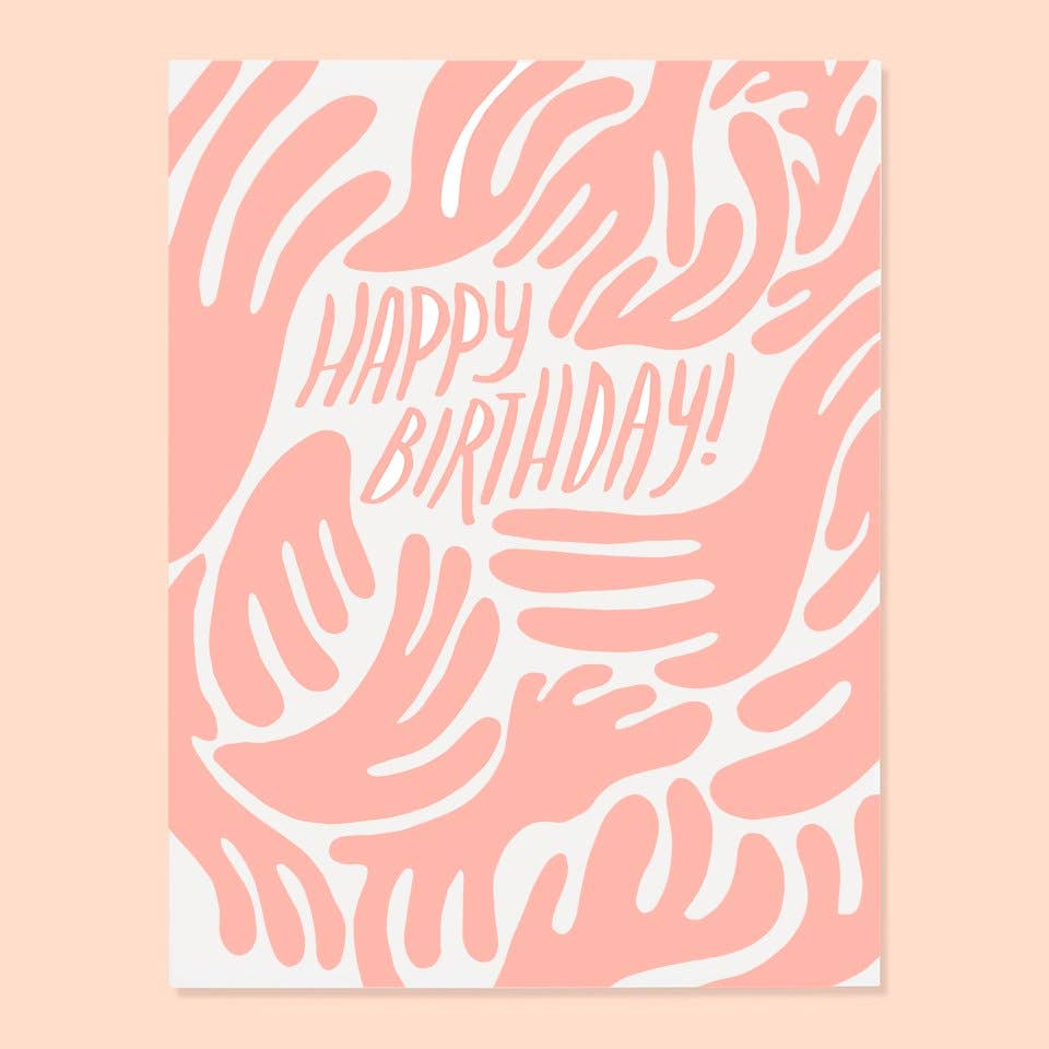 BLOB Birthday - Card