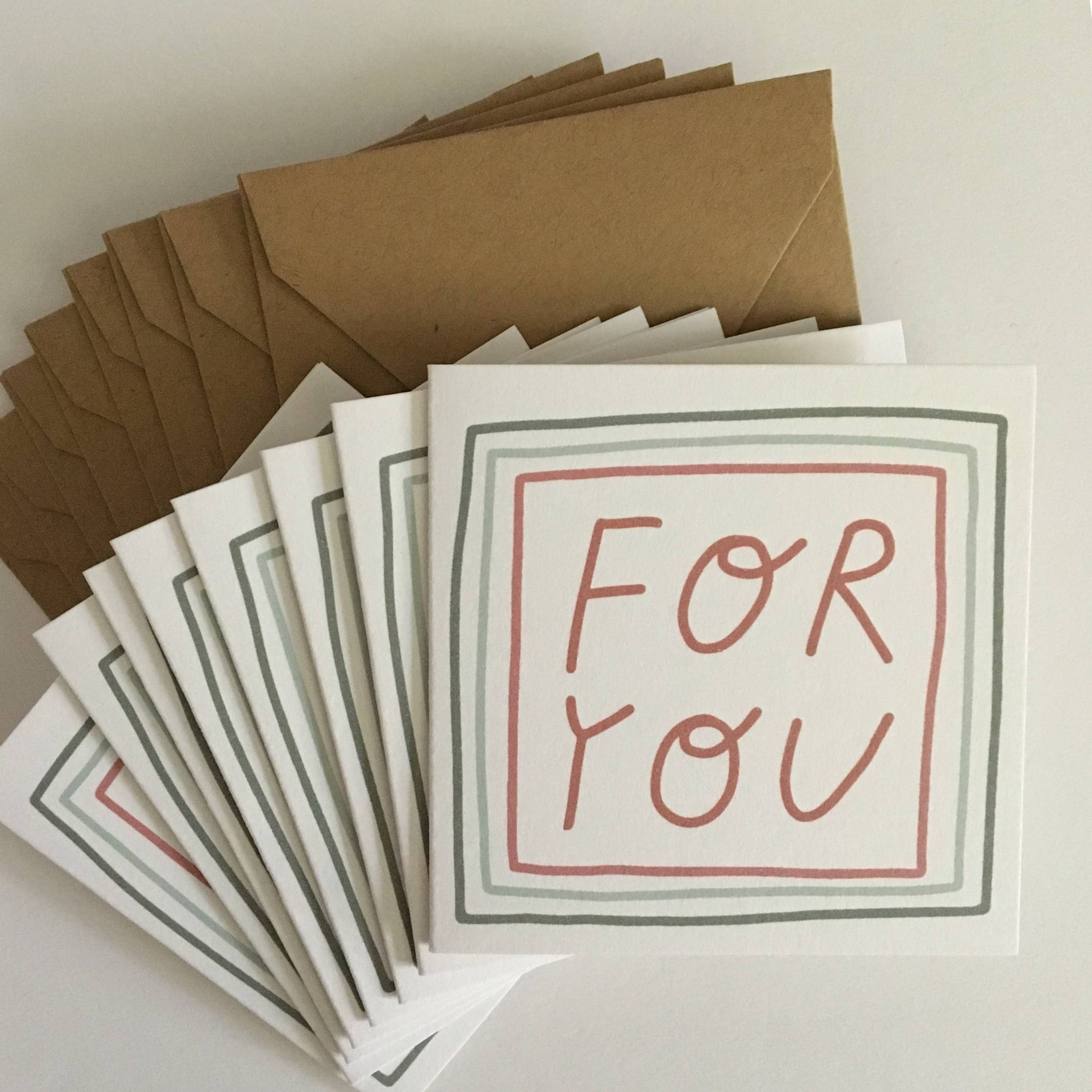 For You - Tiny Card Set