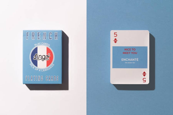 French - Playing Cards