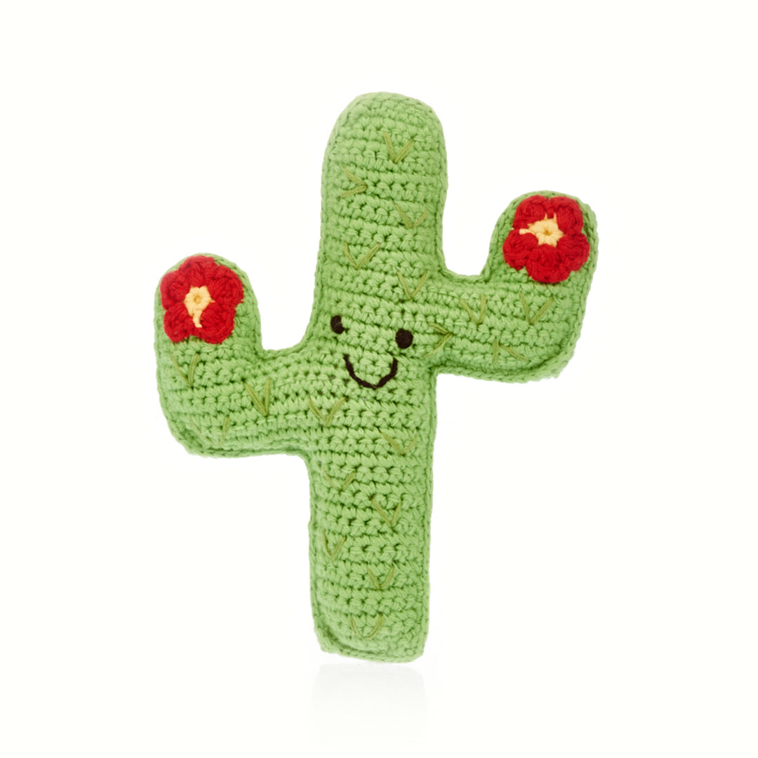 Friendly Cactus Rattle