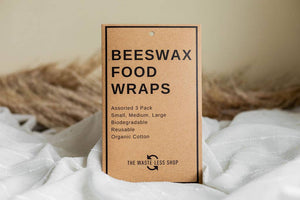 Beeswax Food Wraps- Organic Cotton