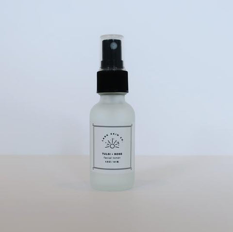 Lark Skin Care - Tulsi + Rose Facial Toner
