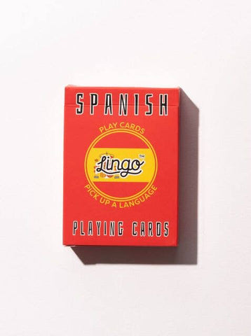 Spanish - Playing Cards