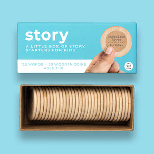 The Idea Box Kids - Story - Story Starters for Kids