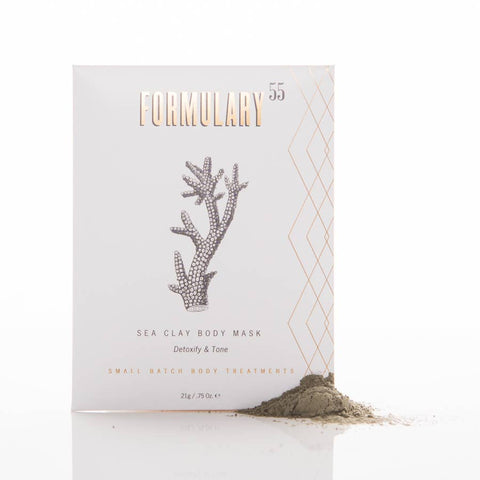 Sea Clay Body Mask
