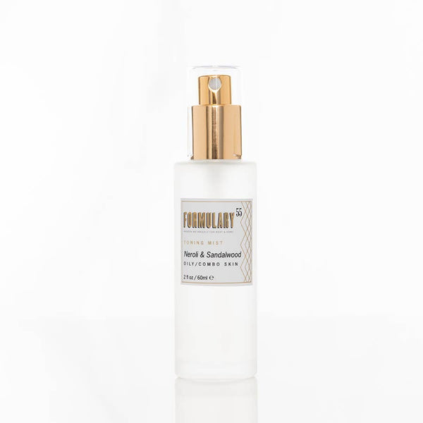 Neroli & Sandalwood - Hydrating Facial Mist
