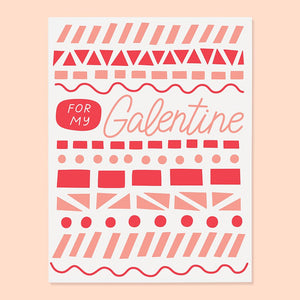 The Good Twin - Galentine Card