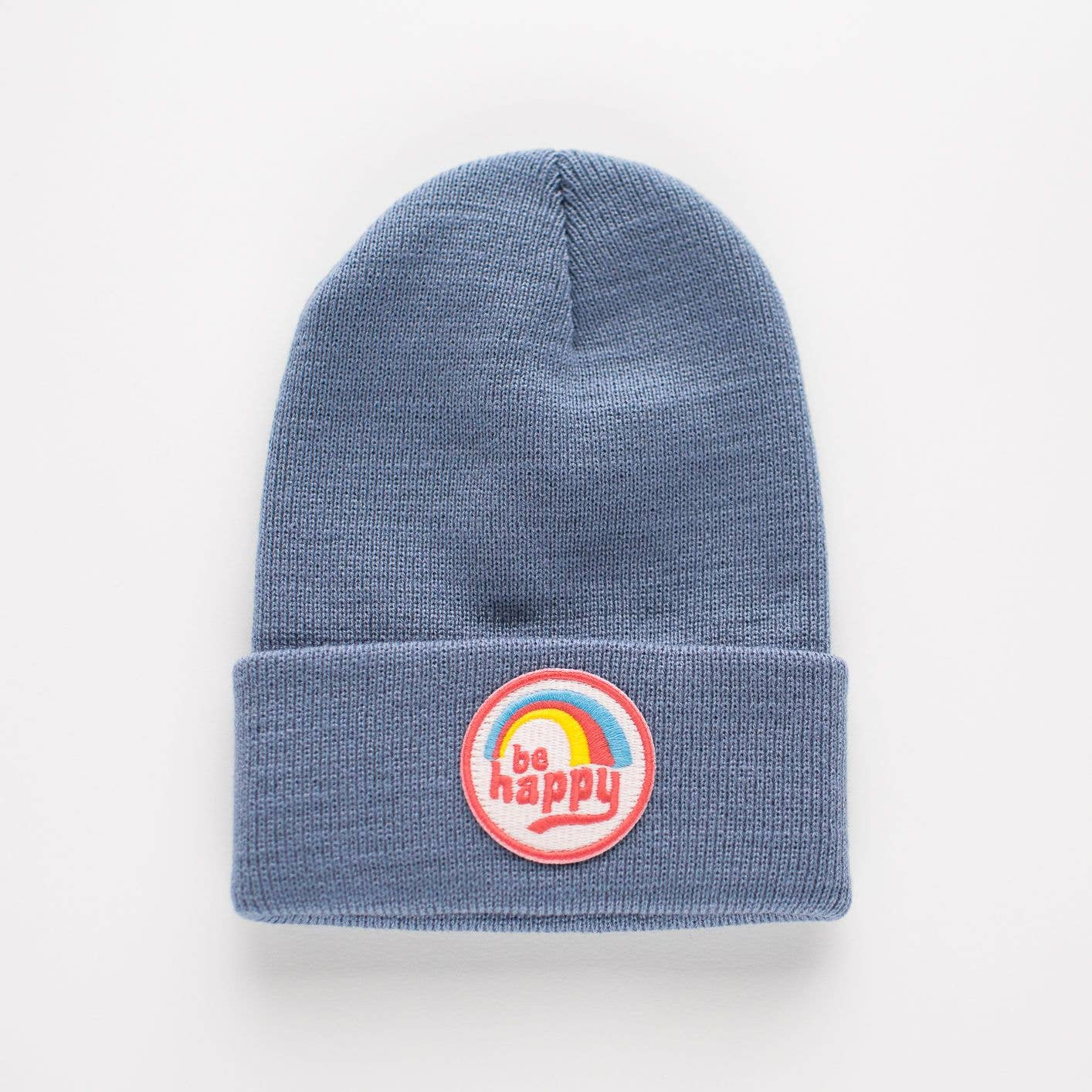 Be Happy Toddler Beanie