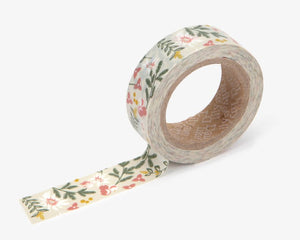 Love My Tapes Inc - 90 Kaya Flower Washi Tape