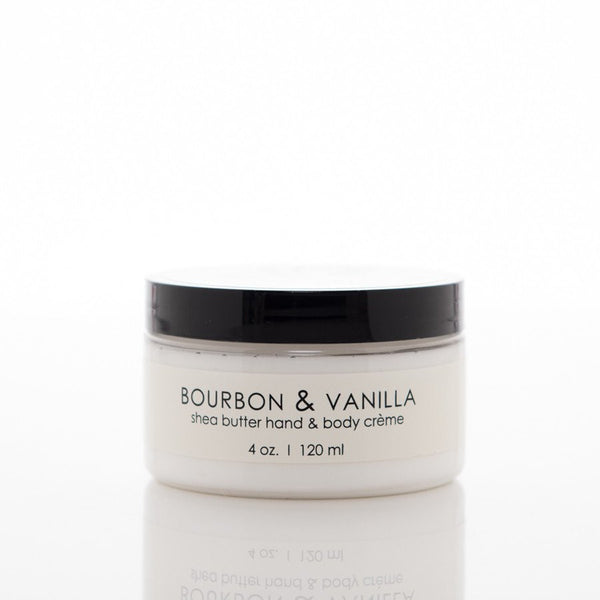 Bourbon & Vanilla - Shea Butter Cream