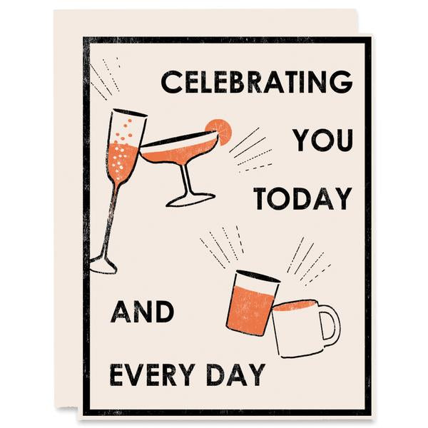 Today and Every Day - Card