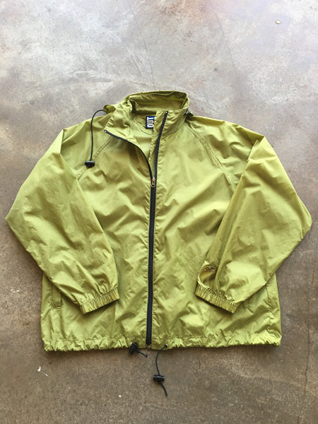 Green Weather Jacket